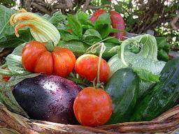 Alimentazione sostenibile e citta 39 di transizione for Ortaggi estivi