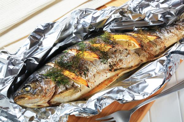 Ricetta pesce luna al forno