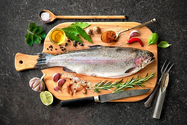 Condimenti pesce