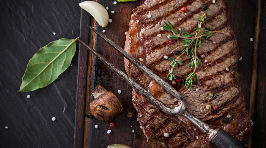 come cucinare alla piastra la carne e il pesce - Come Cucinare Hamburger Di Carne