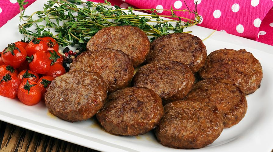 Ricetta hamburger di carne il giornale del cibo for Ricette cibo