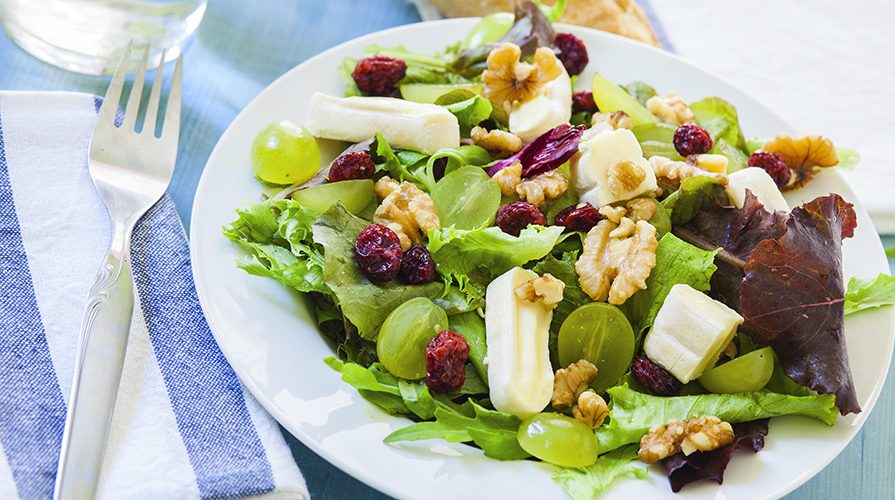 Ricetta insalata autunnale giornale del cibo for Ricette di cibo