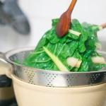 come cucinare le bietole con la scamorza - la ricetta - Cucinare Erbette