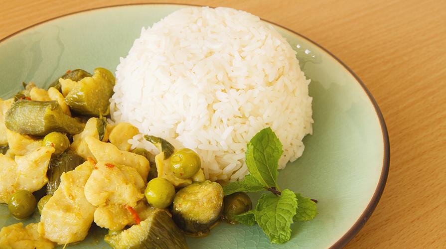 Ricetta timballo di riso verdure e pesce giornale del cibo for Pesce chicco di riso
