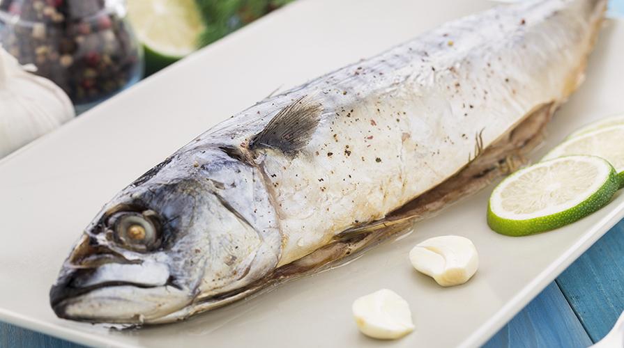 Come cucinare il pesce alla brace guida completa - Cucinare lo sgombro al forno ...