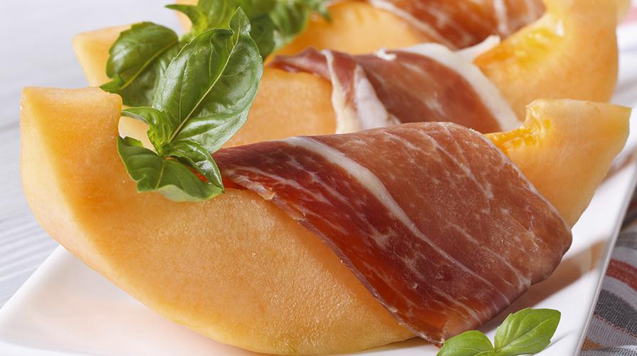 Favorito Prosciutto e melone - Giornale del cibo VE13