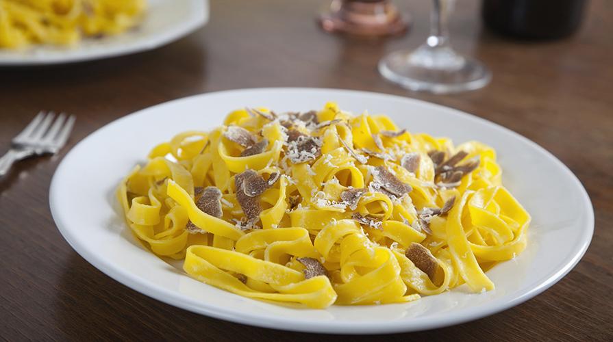 Ricette pasta di tartufo