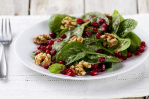insalata-di-spinaci-e-melagrana