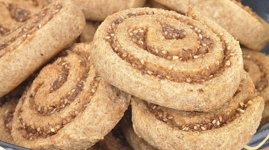 Super Ricetta Biscotti semi integrali per la prima colazione - Giornale  QD53