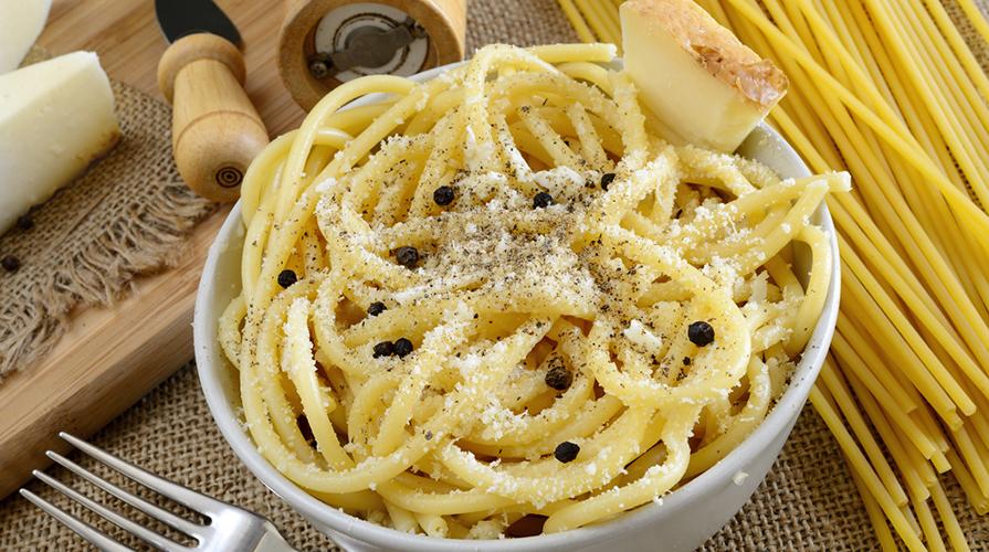Pasta Cacio E Pepe La Nostra Ricetta