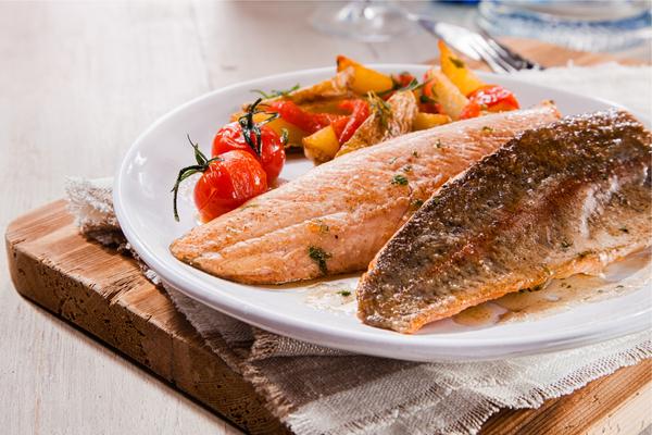 Ricette antipasti pesce di lago