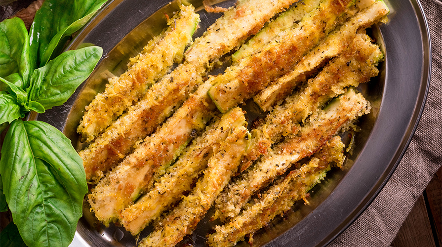 Ricetta zucchine al forno giornale del cibo for Ricette cibo