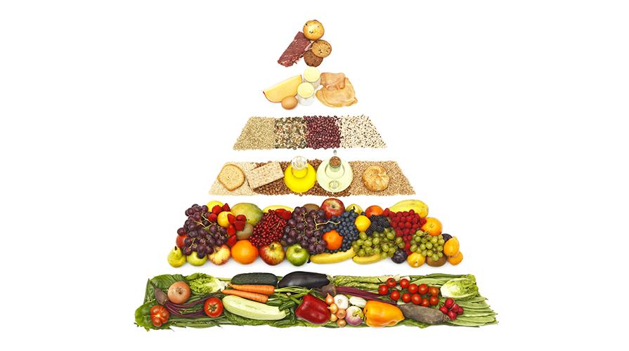 Piramide alimentare giornale del cibo - Food network ricette a tavola con guy ...