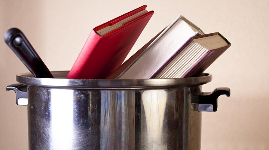 Idee regalo come scegliere libri di cucina per natale for Libri di cucina professionali pdf