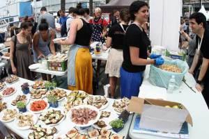 Slowfish, Feste e sagre di Maggio