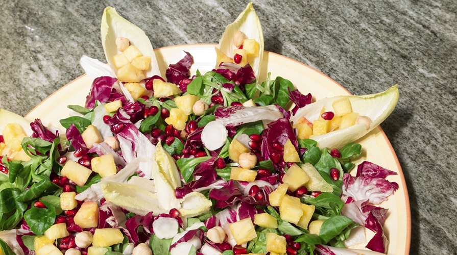 Ricette di insalate 5 piatti per tutti i gusti for Ricette insalate