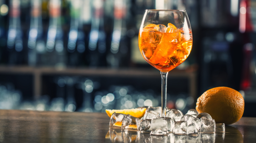 Storia dello spritz perch si chiama cos e come si evoluto for Bicchiere da spritz