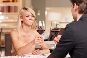 Cena Romantica Vino