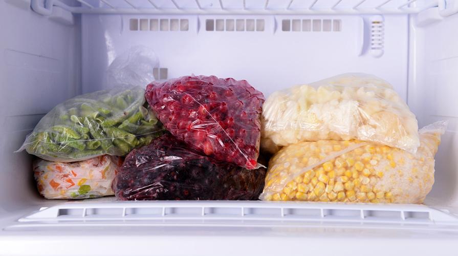 Congelamento degli alimenti accorgimenti da rispettare for Quali verdure possono mangiare i cani