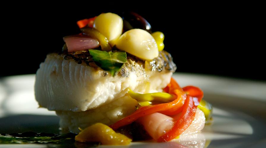 Idee branzino ricette gustose per natale for Cucinare branzino 5 kg