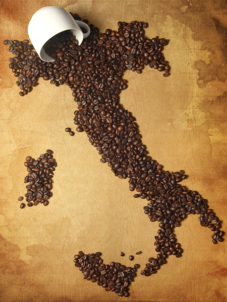 Amici Coffee Beans