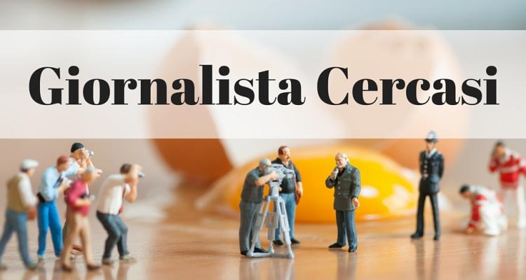 Giornalista Cercasi Twitter