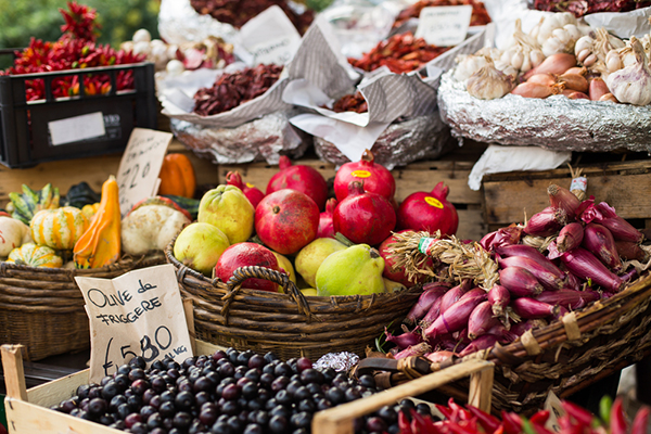 Mercato Frutta Verdura
