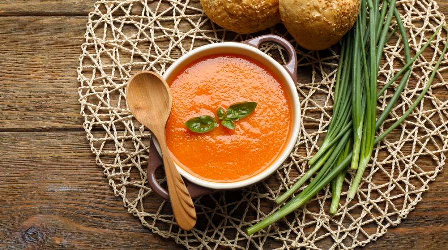 Vellutata di carote tecniche e segreti for Cucinare sinonimo