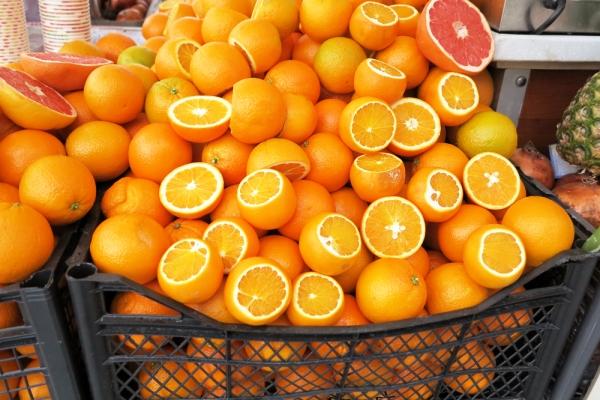 arance mercato