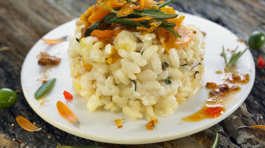 Molto Ricetta Timballo di riso e pesce - Giornale del cibo CF28