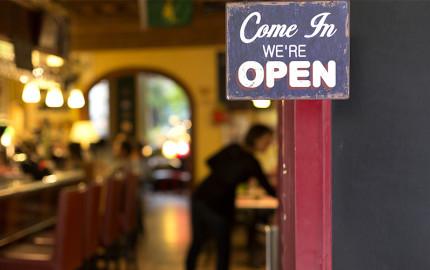 Aprire un ristorante