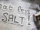 Lista alimenti senza sale