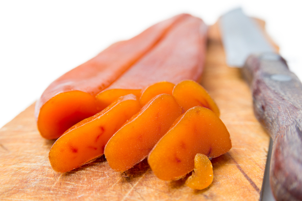 bottarga come usarla