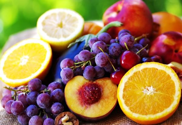 frutta scorie