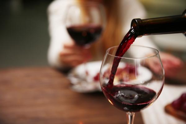 vino rosso lucano