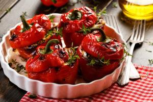 ricette con i peperoni
