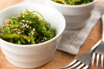 alghe commestibili