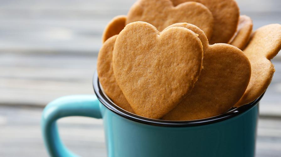 spesso Farina di Teff Ricette: biscotti alle mandorle senza zucchero IK48