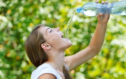 come bere più acqua