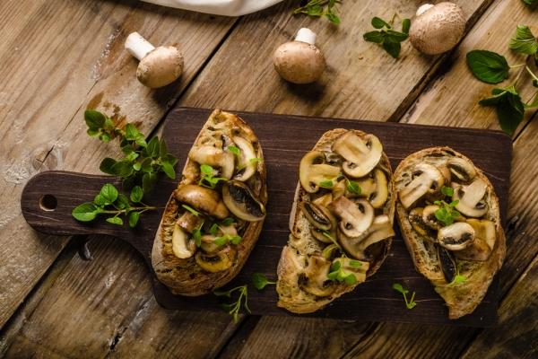 menu funghi