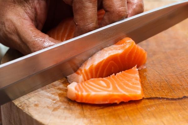 abbattitore per sushi