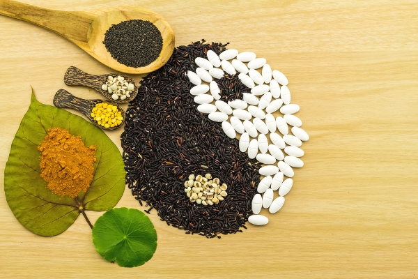 cucina macrobiotica come distinguere gli alimenti yin e yang