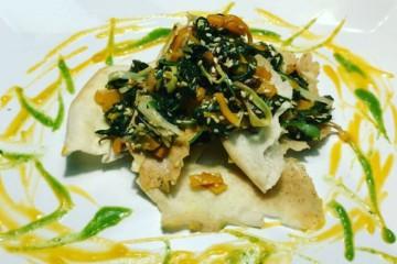 ricetta pasta fillo e verdure
