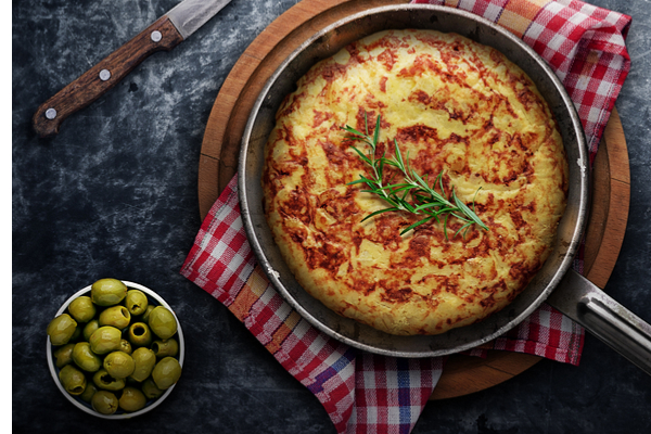 tortillas portulanca