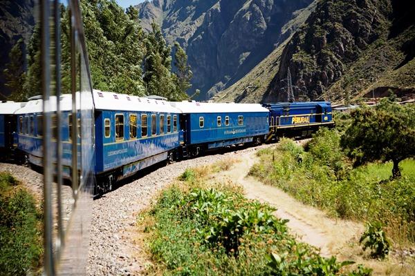 treno perù
