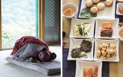Jeong Kwan cucina zen