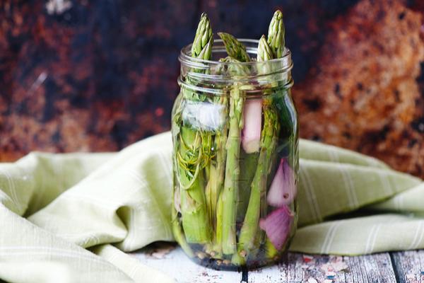 asparagi conserve