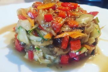 tartare di verdure