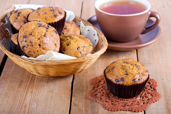 muffin patate dolci