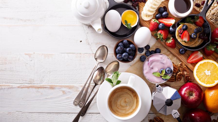 Colazione sana esempi e consigli di salute per iniziare for La colazione ha il tuo sorriso